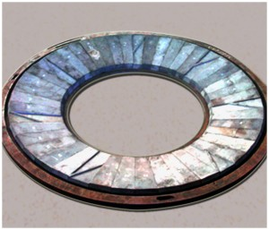 Bull Ring segments for coal pulverizes